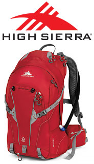 High Sierra Moray 22L Tech Series